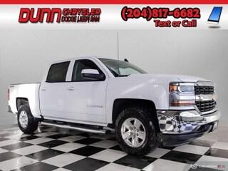 2016 Chevrolet Silverado 1500 1LT Crew 4x4   5.3L V8   8in. Screen Truck