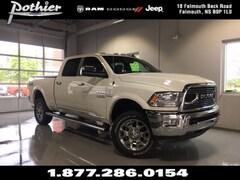 2018 Ram 2500 Laramie Limited Truck Crew Cab 3C6UR5GL0JG184042
