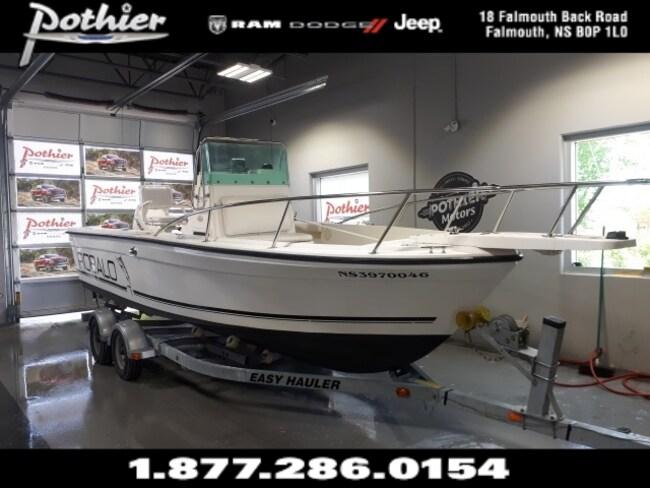 1997 robalo 2120 cc boat