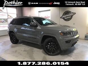 2020 Jeep Grand Cherokee Altitude SUV 1C4RJFAG4LC157231