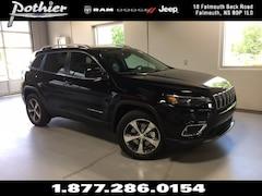 2019 Jeep New Cherokee Limited SUV 1C4PJMDX5KD216481