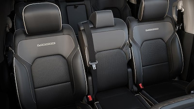 2022 Ram 1500 Front Seating Configuration