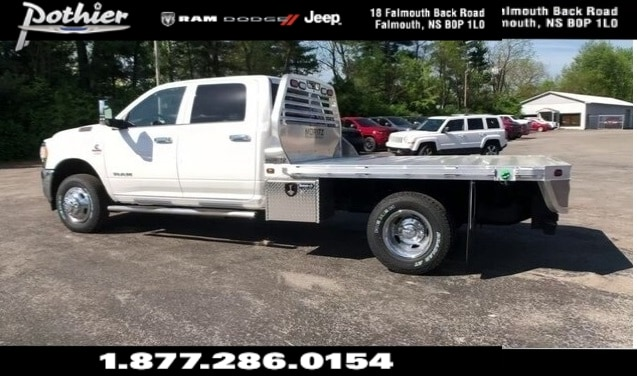 2019 Ram 5500 Chassis Laramie Truck Crew Cab 3C7WRNFL8KG564799