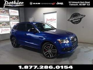 2017 Audi SQ5 3.0T Dynamic Edition | PERFORMANCE PACK | SUNROOF  SUV