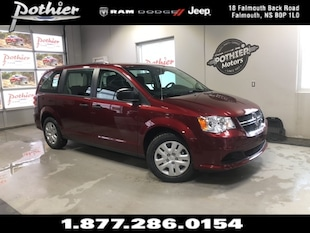 2019 Dodge Grand Caravan Canada Value Package Van 2C4RDGBG7KR806781