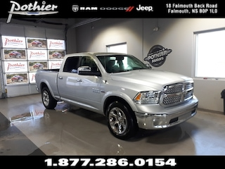 2018 Ram 1500 Laramie | LEATHER | SUNROOF | HEATED SEATS | Truck Crew Cab