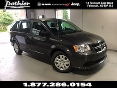 2019 Dodge Grand Caravan Canada Value Package Van 2C4RDGBG9KR504490