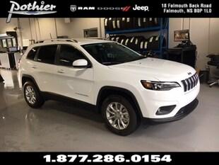 2019 Jeep New Cherokee North SUV 1C4PJMCX5KD277301