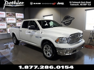 2018 Ram 1500 Laramie | LEATHER | SUNROOF | 8.4 TOUCHSCREEN | Truck Crew Cab
