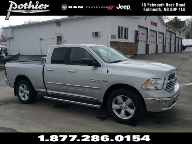 2017 Ram 1500 SLT | REAR CAMERA | HEATED MIRRORS | UCONNECT | Truck Quad Cab