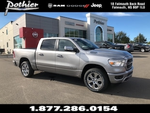 2020 Ram 1500 Big Horn North Edition Truck Crew Cab 1C6SRFFT1LN407052