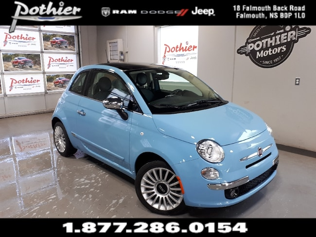 2017 FIAT 500 Lounge | 5.0 TOUCHSCREEN | UCONNECT | KEYLESS | Hatchback