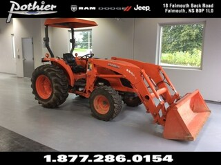 2014 Kubota MX510 Tractor
