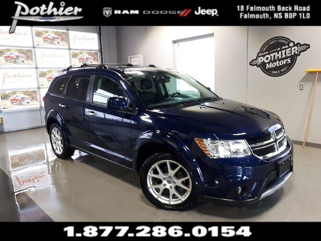 2018 Dodge Journey GT AWD | LEATHER | SUNROOF | 8.4 TOUCHSCREEN | SUV