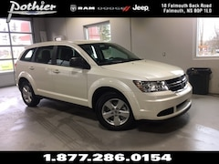 2018 Dodge Journey Canada Value Package SUV 3C4PDCAB0JT523902