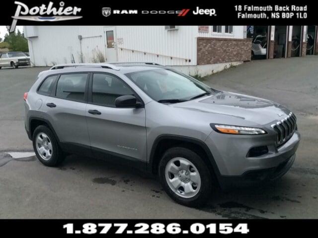 2017 Jeep Cherokee Sport | CLOTH | HEATED SEATS | KEYLESS |  SUV