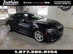 2020 BMW 430i xDrive   LEATHER   NAV   MOONROOF   Coupe WBA4W5C02LFH47495