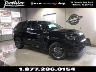 2020 Jeep Grand Cherokee Limited X SUV 1C4RJFBG0LC193254