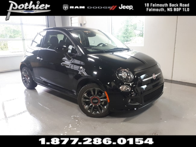 used 2017 fiat 500 pop   heated mirrors   uconnect