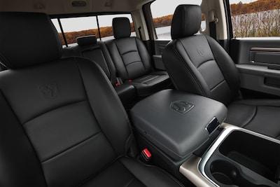2021 Ram 1500 Classic Interior - Seats