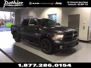 2017 Ram 1500 Big Horn | CLOTH | HEATED SEATED | UCONNECT | Truck Crew Cab
