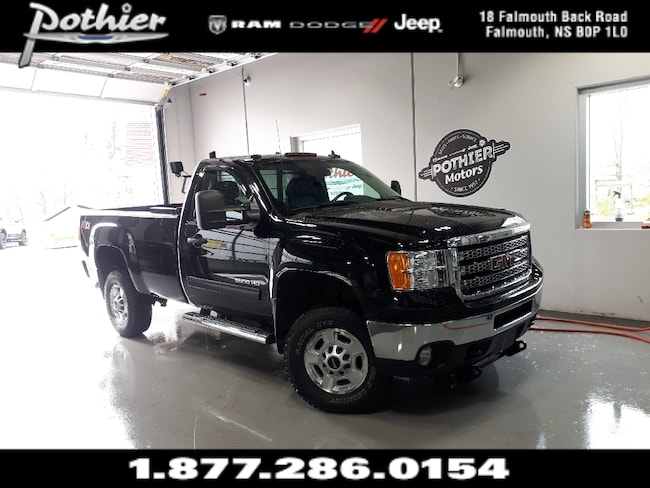 2013 GMC Sierra 2500HD SLE | HEATED MIRRORS | KEYLESS | BLUETOOTH | Truck Regular Cab