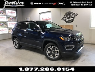2019 Jeep Compass Limited SUV 3C4NJDCB1KT843380