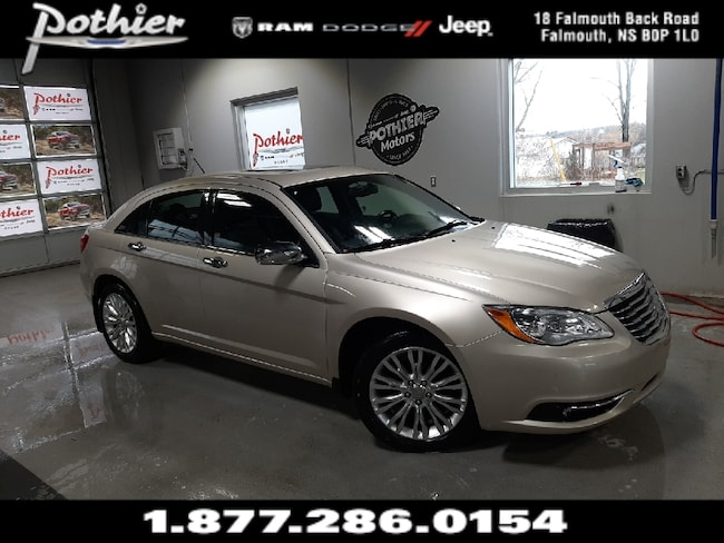 2014 Chrysler 200 Limited | LEATHER | 6.5 TOUCHSCREEN | HEATED SEATS Sedan