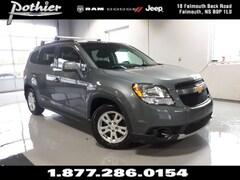 2012 Chevrolet Orlando 1LT | HEATED MIRRORS | KEYLESS | CRUISE | SUV KL77P2EM9CK551230