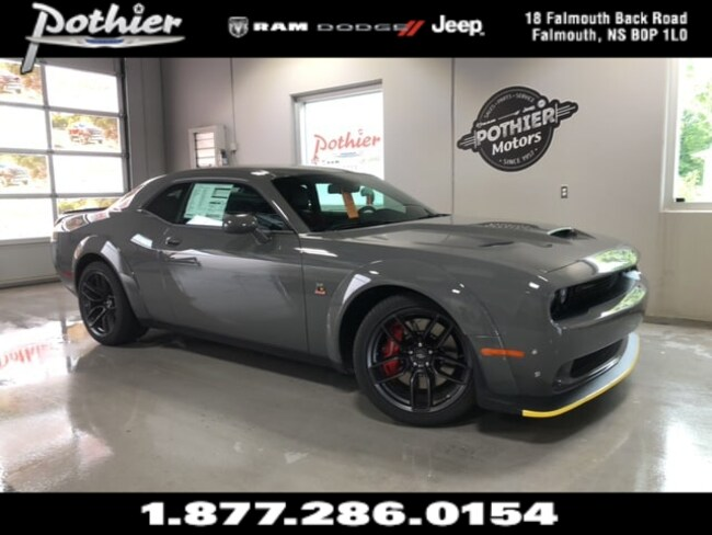 2019 Dodge Challenger Scat Pack 392 Widebody | LEATHER | HEATED SEATS | Coupe