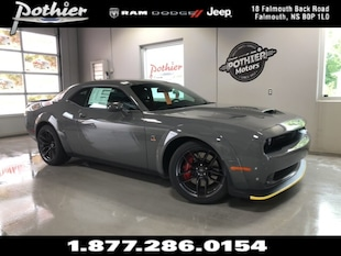2019 Dodge Challenger Scat Pack 392 Widebody Coupe 2C3CDZFJ7KH680004