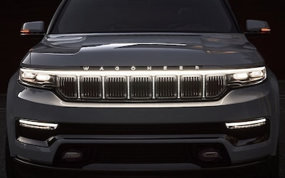 2021 Jeep Wagoneer Exterior - Front View