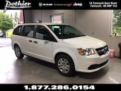 2019 Dodge Grand Caravan Canada Value Package Van 2C4RDGBG2KR504489