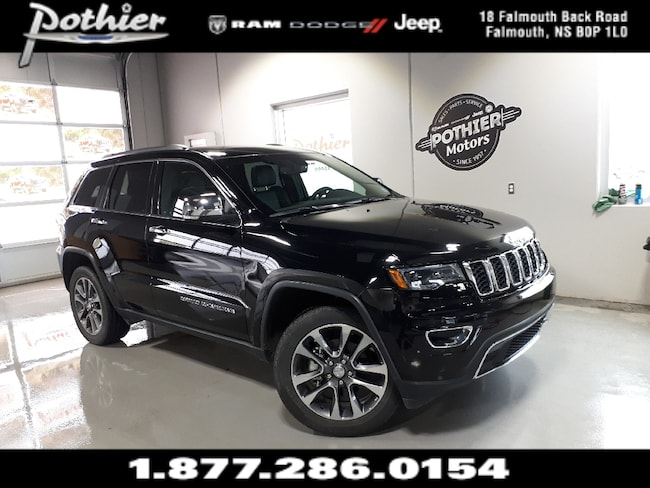 2018 Jeep Grand Cherokee Limited | 8.4 TOUCHSCREEN | HEATES SEATS | UCONNEC SUV