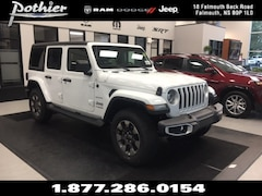 2018 Jeep All-New Wrangler Unlimited Sahara SUV 1C4HJXEG4JW114340