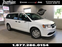 2020 Dodge Grand Caravan Canada Value Package Van 2C4RDGBG1LR259475