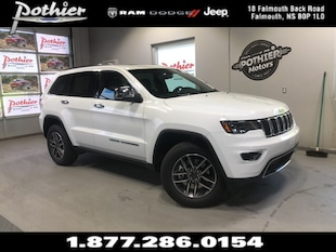 2020 Jeep Grand Cherokee Limited SUV 1C4RJFBT3LC103897