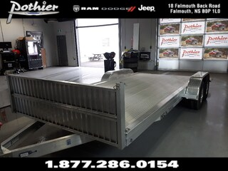 2017 Nextrail NXCH18 7000 GVWR ALUMINUM CAR HAULER