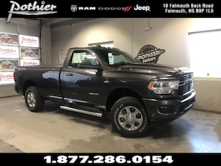 2020 Ram 2500 Big Horn Truck Regular Cab 3C6MR5BL3LG181050