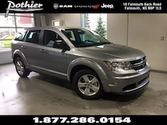 2018 Dodge Journey Canada Value Package SUV 3C4PDCAB9JT523901