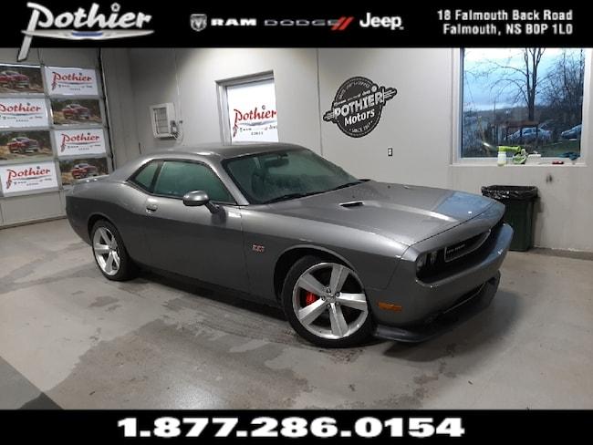 2012 Dodge Challenger SRT8 392 | MANUAL | 6.5 TOUCHSCREEN | KEYLESS | Coupe
