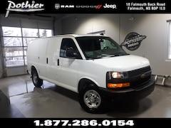 2018 Chevrolet Express 2500 Work Van | 3 DOOR ACCESS | TRAILER TOW MODE | Van Cargo Van 1GCWGAFP6J1238348