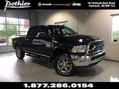 2018 Ram 2500 Laramie Limited Truck Crew Cab 3C6UR5GL3JG125356