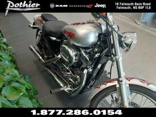 2006 Harley Davidson XL 1200 Motorbike