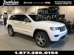 2020 Jeep Grand Cherokee Limited SUV 1C4RJFBG3LC431002