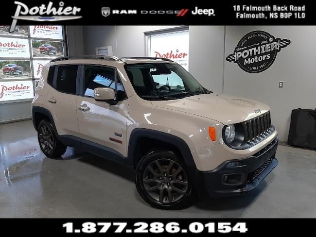 2016 Jeep Renegade North | REAR CAMERA | HEATED SEATS | SUNROOF |  SUV