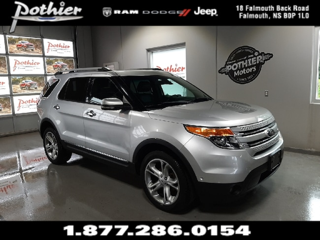 2013 Ford Explorer Limited | LEATHER | SUNROOF | HEATED SEATS | SUV