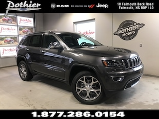 2020 Jeep Grand Cherokee Limited SUV 1C4RJFBG7LC224547