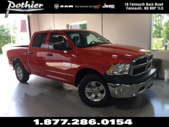 2018 Ram 1500 SXT | REAR CAMERA | HEATED MIRRORS | REMOTE START  Truck Crew Cab