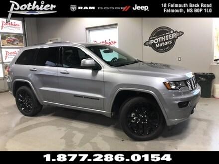 2021 Jeep Grand Cherokee Altitude 4x4 1C4RJFAGXMC510573